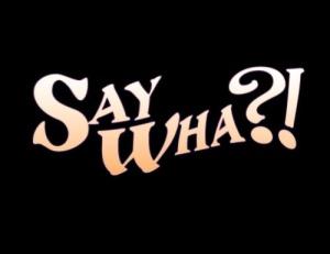 Say Wha logo
