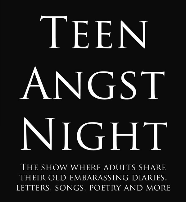 Teen Angst Night
