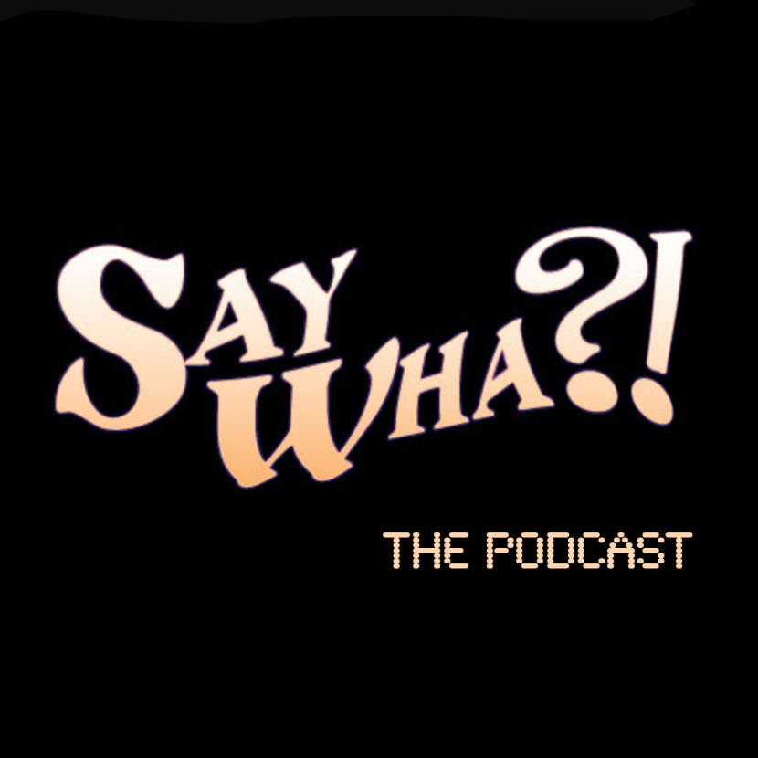 Say Wha?! The Podcast – Episode 43 Kyle Fines Introduces Us to VeganSteven