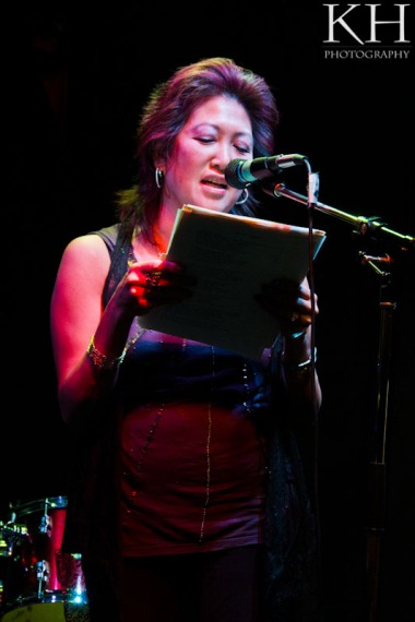 Bonnie Quan Symons has published poetry as an adult. She was brave enough to share her early work with us.