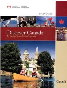 discover Canada Book