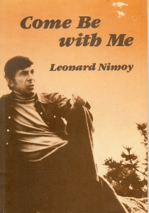 nimoy-come-be-with-me-poetry-book-cover