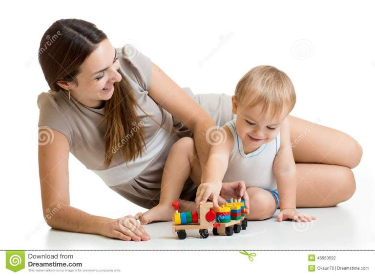 mom-kid-boy-playing-block-toys-home-mother-46950592